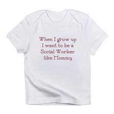 Social Worker Baby Infant T-Shirt