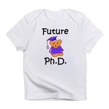 Future Ph.D Infant T-Shirt