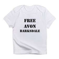 """Free Avon Barksdale"" Infant T-Shirt"