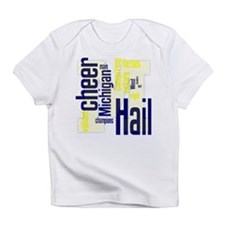 Cute College football Infant T-Shirt