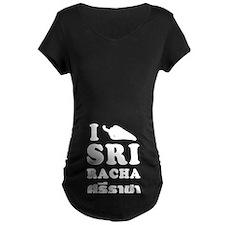 I Love Sriracha T-Shirt