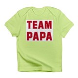 Team Papa Infant T-Shirt