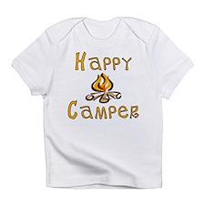 Happy Camper Infant T-Shirt