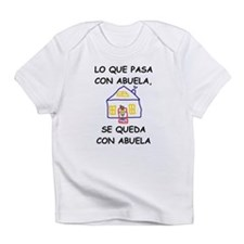 Con Abuela Infant T-Shirt