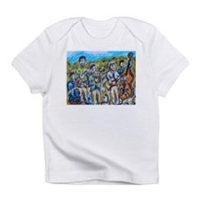 Del McCoury Painting Infant T-Shirt