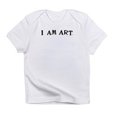 Unique Black and white art Infant T-Shirt