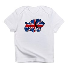 British Bulldog Union Jack Infant T-Shirt