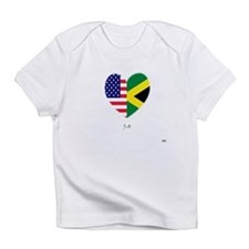 Jamaican-American Infant T-Shirt