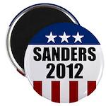 Bernie Sanders 2012 Magnet