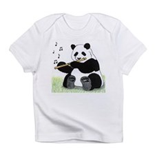 Cute Flute illustration Infant T-Shirt