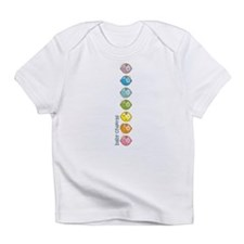 Baby Chakras Rainbow Infant T-Shirt