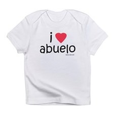 i love abuelo Infant T-Shirt