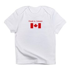 Made in Canada Infant T-Shirt