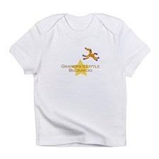 Grandpa's Little Buckaroo Infant T-Shirt