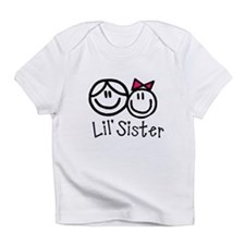 Lil' Sister Infant T-Shirt