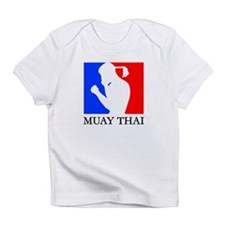 Cute Muay thai Infant T-Shirt