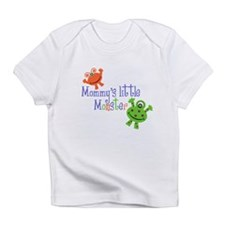Mommy's little Monster Infant T-Shirt