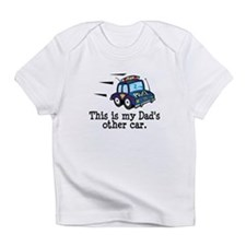 Dad's Police Car Infant T-Shirt