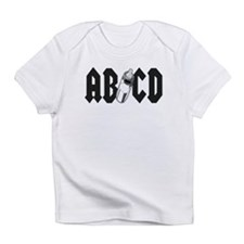 abcd Infant T-Shirt