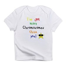 More Chromosomes Infant T-Shirt