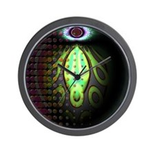 Cute Vision Wall Clock