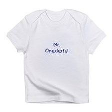 Mr. onederful Infant T-Shirt