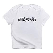 After Deployments Infant T-Shirt