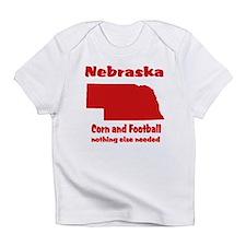Nebraska Football Infant T-Shirt