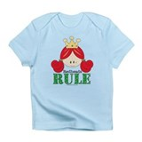 Redheads Rule Redhead Infant T-Shirt