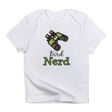 Bird Nerd Birding Ornithology Onesie Infant T-Shir