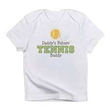 Daddy's Future Tennis Buddy Infant T-Shirt