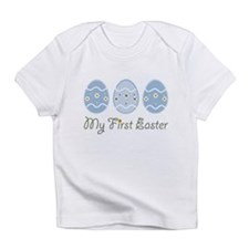 My First Easter Eggs Infant T-Shirt