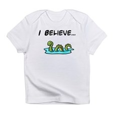 I Believe in the Loch Ness Mo Infant T-Shirt