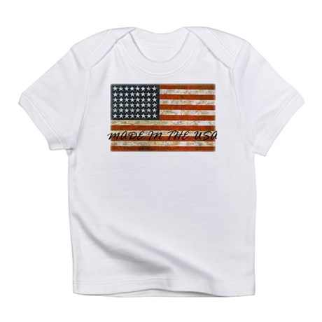 Made In The USA Infant T-Shirt