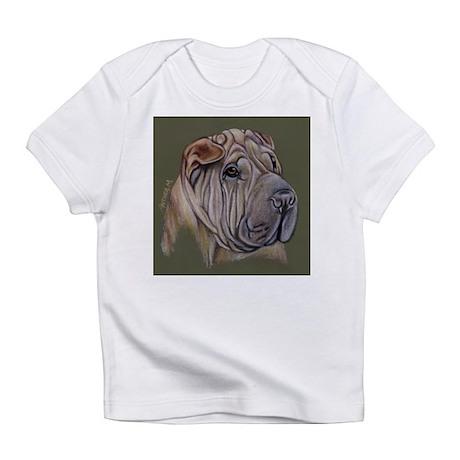 Shar Pei Infant T-Shirt