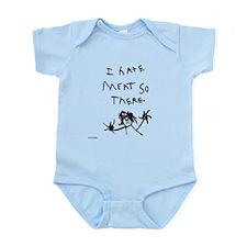 Gypsy Peddler Vegetarian Infant Bodysuit
