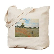 Cute Monet Tote Bag