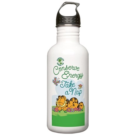 Conserve Energy Stainless Water Bottle 1.0L