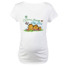 Conserve Energy Maternity T-Shirt