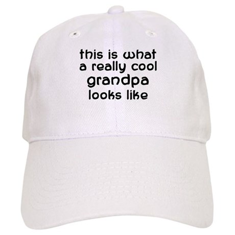 Cool Grandpa Cap