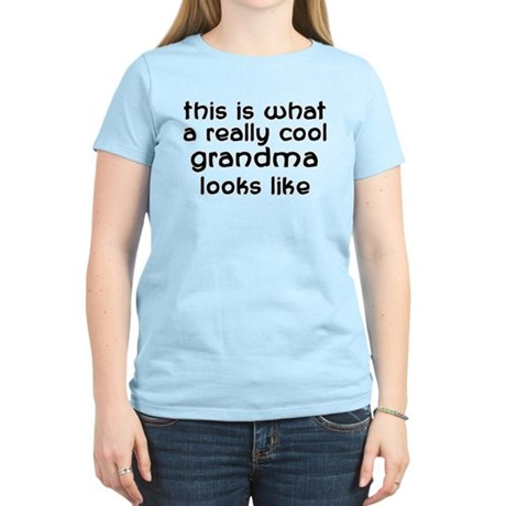 Cool Grandma Women's Light T-Shirt