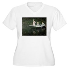 Cute Female boat T-Shirt