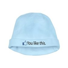 You Like This baby hat