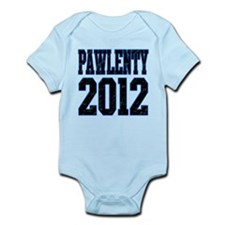 Pawlenty 2012 Infant Bodysuit