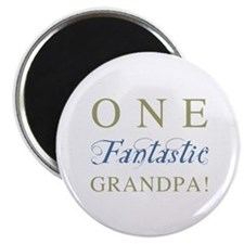 One Fantastic Grandpa Magnet