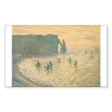Cute Monet Decal