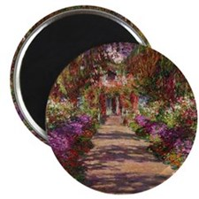 """Cute Monet 2.25"""" Magnet (10 pack)"""