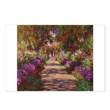Cute Impressionist Postcards (Package of 8)