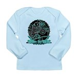 BMX Born to ride Long Sleeve Infant T-Shirt