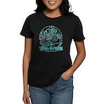 BMX Born to ride Women's Dark T-Shirt